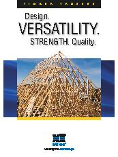 Prefabricated Timber Roof Trusses Brochure