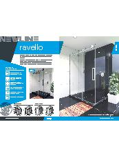 Ravello tile shower brochure.