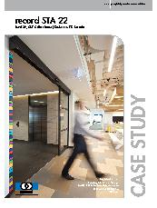record STA 22 - Case Study - L20, 567 Collins St