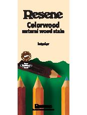 Resene Colorwood – Natural Wood Stain