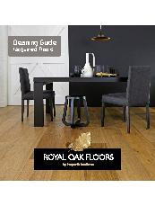 Royal Oak Floors Cleaning Guide Lacquered Floors