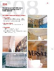 S08 curved steel trellis security door brochure