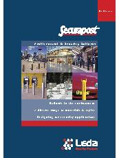 Securapost bollards 2012 brochure