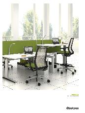 Sit2Stand worksurface brochure