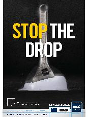 Stop The Drop Poster