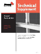 Stramit Purlins and Girts Technical Supplement Bridging Detailing Guide
