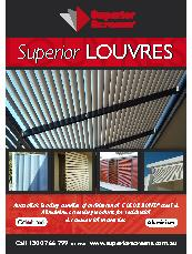 Superior Steel Louvre Brochure