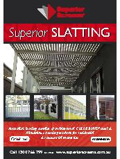 Superior Steel Slatting Brochure