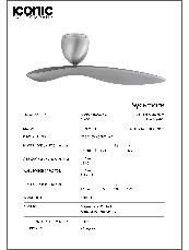 Sycamore Specification Sheet