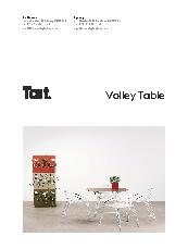 Tait Volley Table Brochure