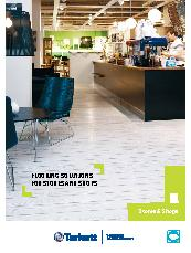 Tarkett Flooring Solutions for Stores and Shops