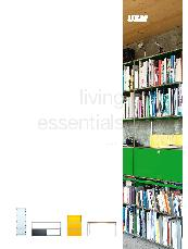 USM Living Essentials brochure