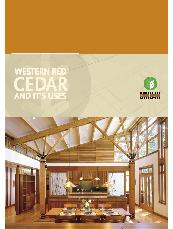 Westen Red Cedar and its uses