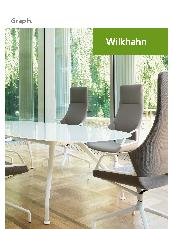 Wilkhahn Graph conference chairs brochure