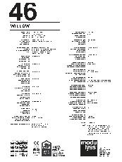 Willow Technical Specifications