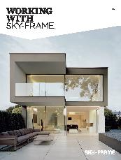 Working With Sky-Frame Brochure